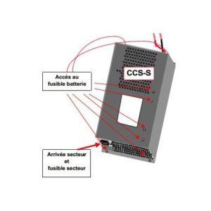 Alimentation CCS-S