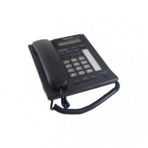 POSTE KX-T7668 Black