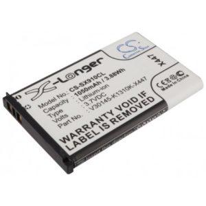 Batterie Siemens Gigaset SL910/A/H